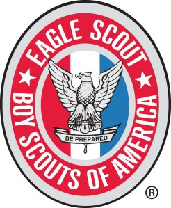 Eagle Scout Badge of Rank
